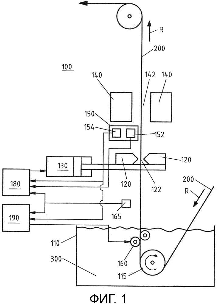 Способ и устройство для нанесения покрытия на металлическую полосу