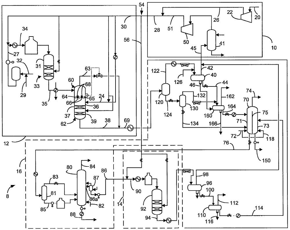 Способ и установка для получения дизельного топлива