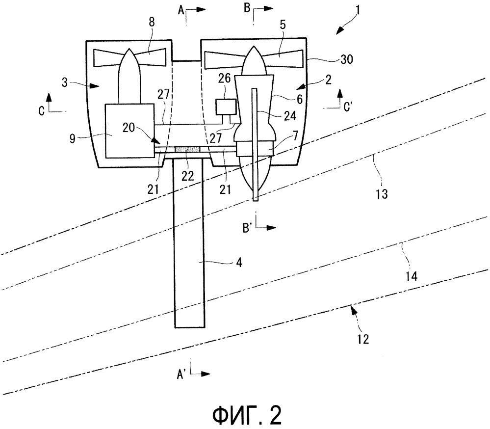 Устройство для формирования силы тяги и летательный аппарат