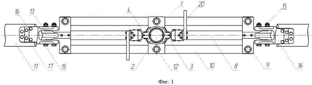 Устройство крепления лопастей к валу винтокрылого летательного аппарата