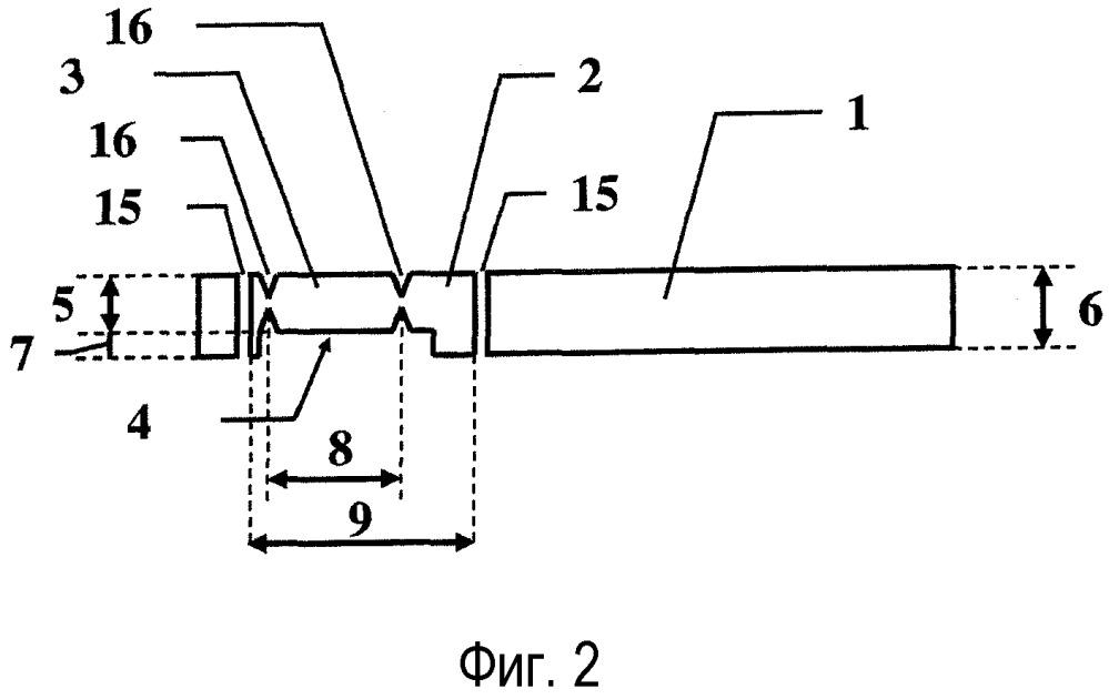 Способ изготовления карты малой толщины, отделяемой от пластины большой толщины