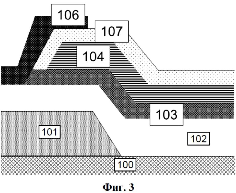 Тонкопленочный транзистор с низким контактным сопротивлением