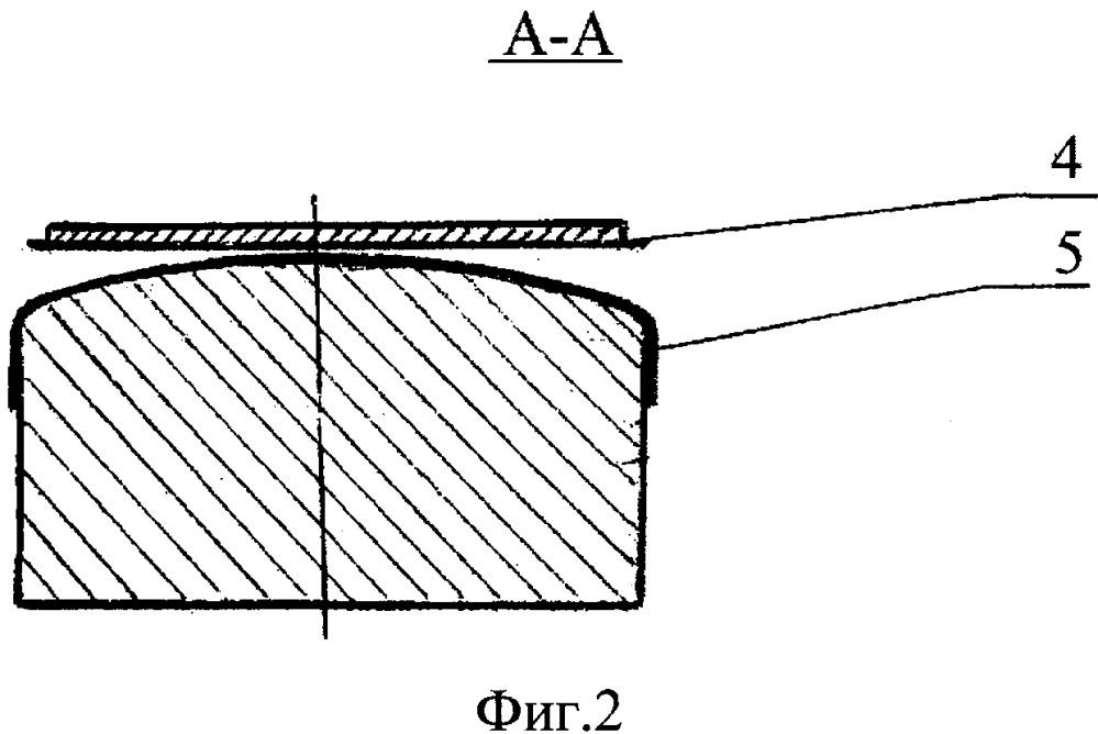 Способ формообразования деталей обтяжкой по пуансону