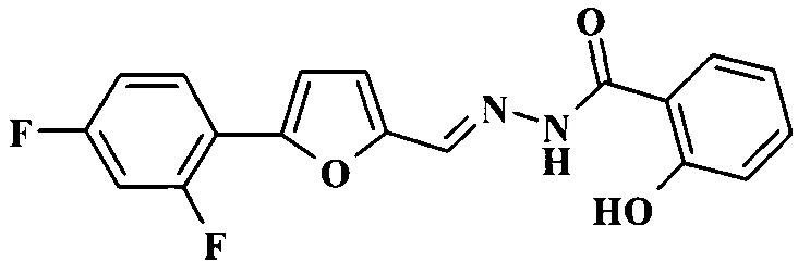 Замещенные гидразоны 5-арилфурфуролов - внутриклеточные ингибиторы бруцелл