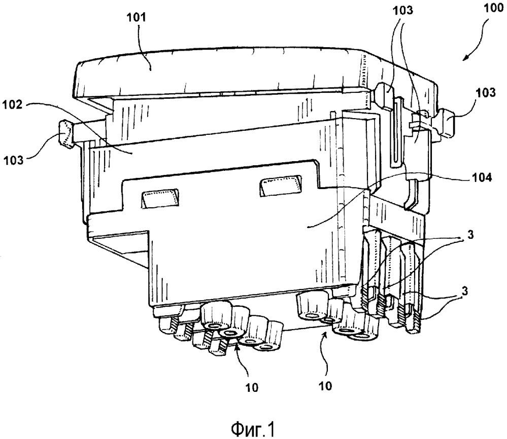 Устройство для системы электрической проводки