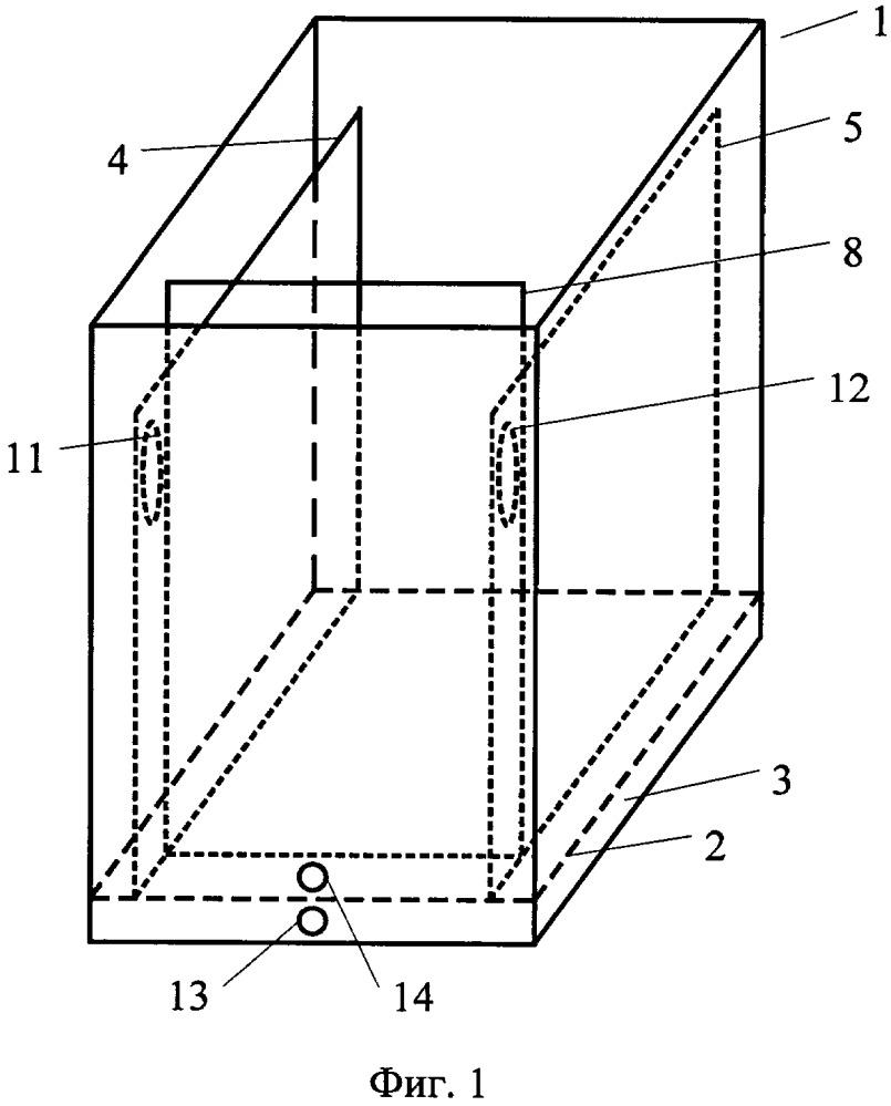 Устройство для охлаждения изделий электронной техники