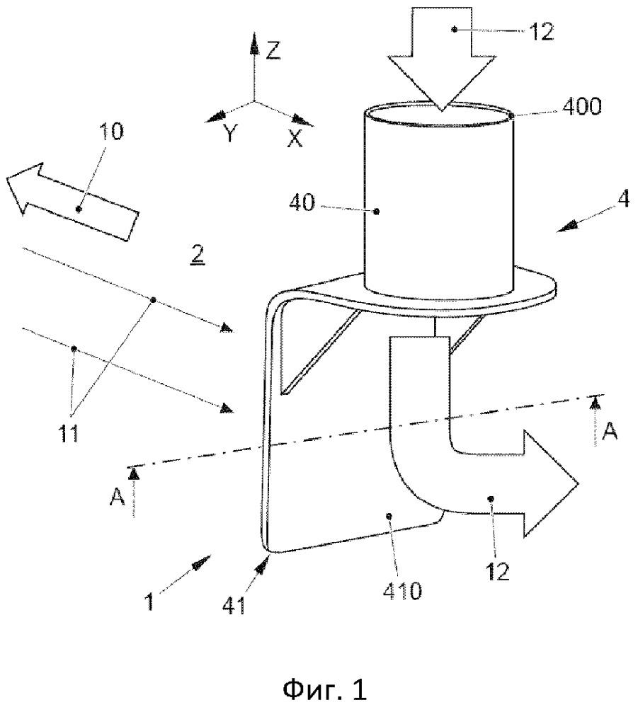 Водоспускная система для системы управления водой автомобиля