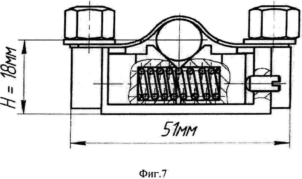 Юстировочный механизм элементов оптических схем