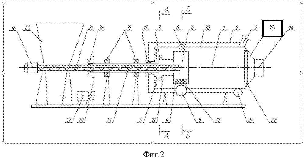 Устройство для термической утилизации углеводородсодержащих отходов, оснащенное вихревой камерой сгорания с внутренним пиролизным реактором, и способ его работы