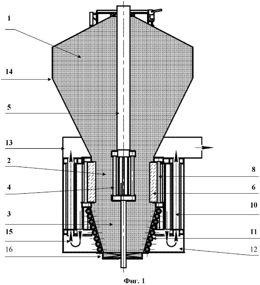 Способ сжигания твердого топлива и высокотемпературный реактор с пароводогрейным котлом для его осуществления