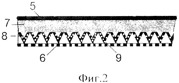 Звукопоглощающий элемент кольцевого типа с перфорацией