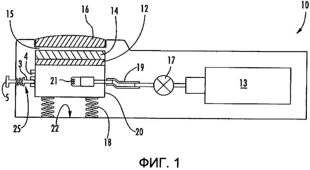 Устройство для выдачи летучих веществ с переменными параметрами конструкции пластинок