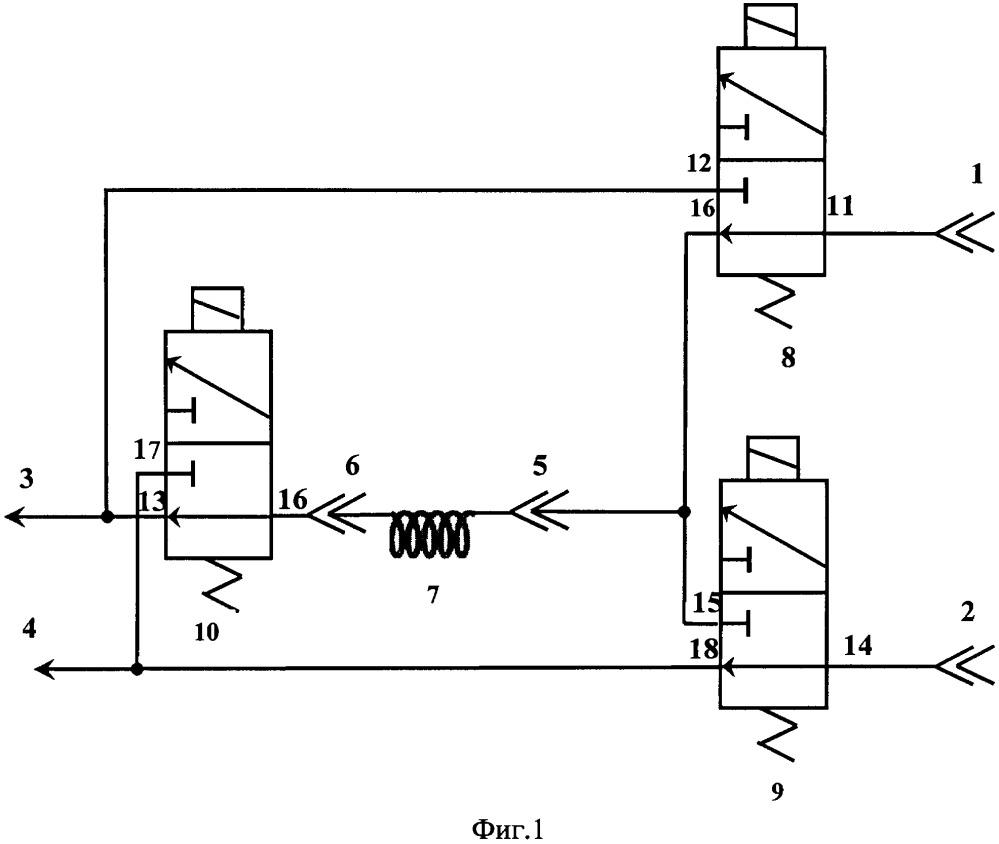 Электроуправляемый пробоотборник для газового хроматографа