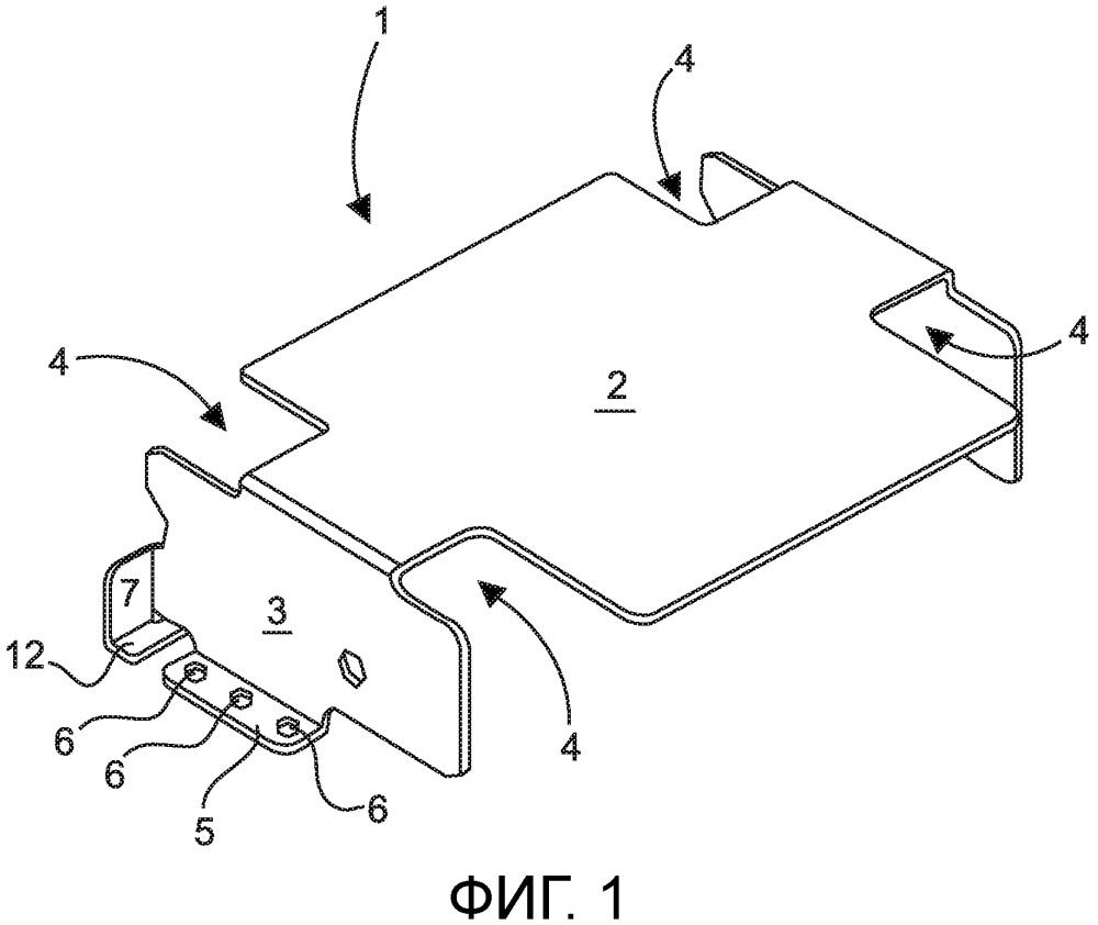 Защитный щиток для системы штекерного соединения
