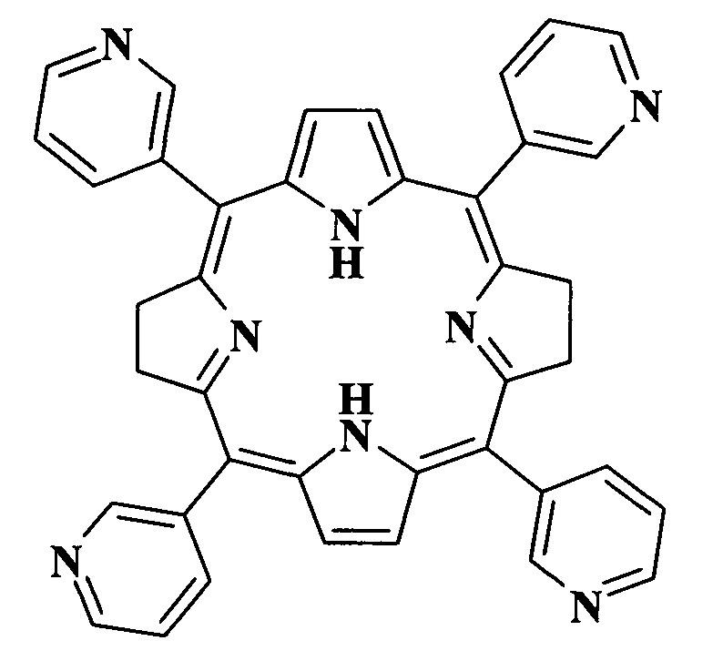 Водорастворимая лекарственная форма мезо-тетра(3-пиридил)бактериохлорина для фотодинамической терапии