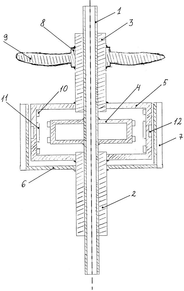Модуль выработки электроэнергии