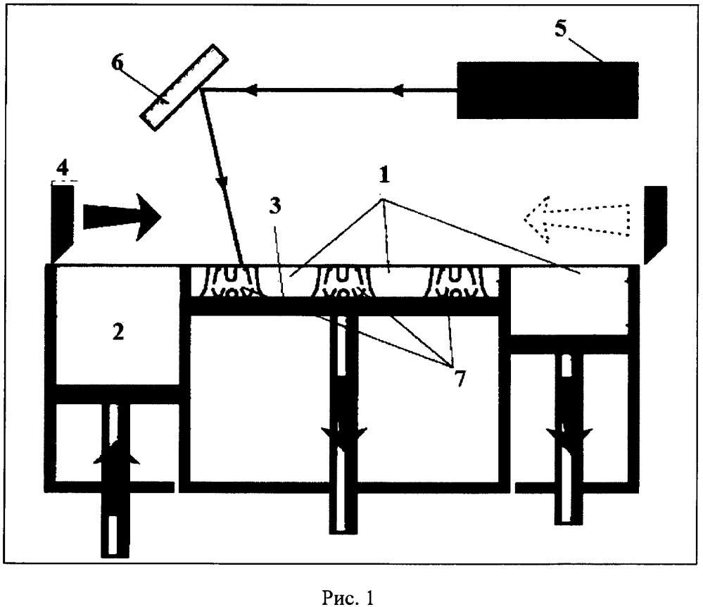 Способ получения сотового тонкостенного энергопоглотителя с помощью лазерного спекания