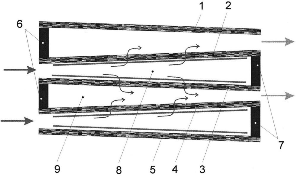 Фильтрующий элемент для улавливания твердых частиц