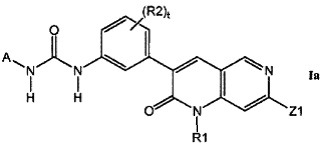 Дигидронафтиридины и родственные соединения, подходящие в качестве ингибиторов киназ для лечения пролиферативных заболеваний