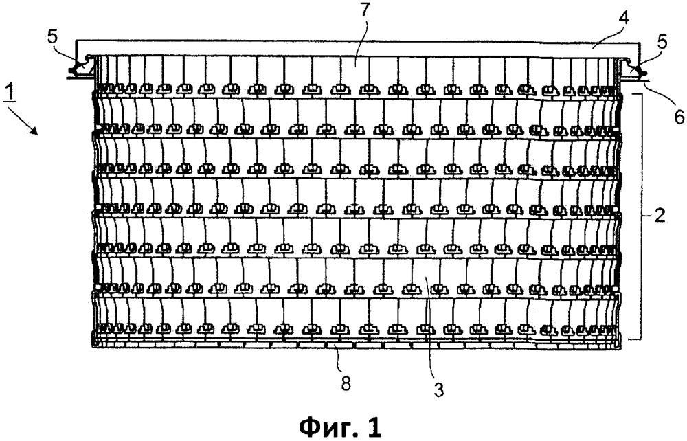 Погружная труба для циклонного сепаратора