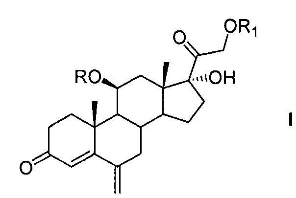 Способ получения 6-метиленгидрокортизона или его эфиров из 21-ацетата гидрокортизона