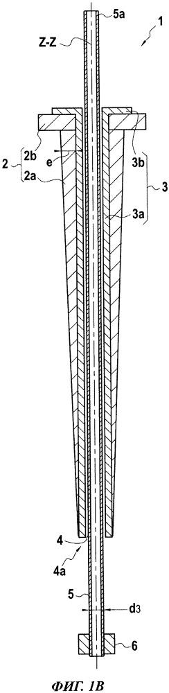 Способ установки и эксплуатации жесткой трубы с судна или плавучей опоры
