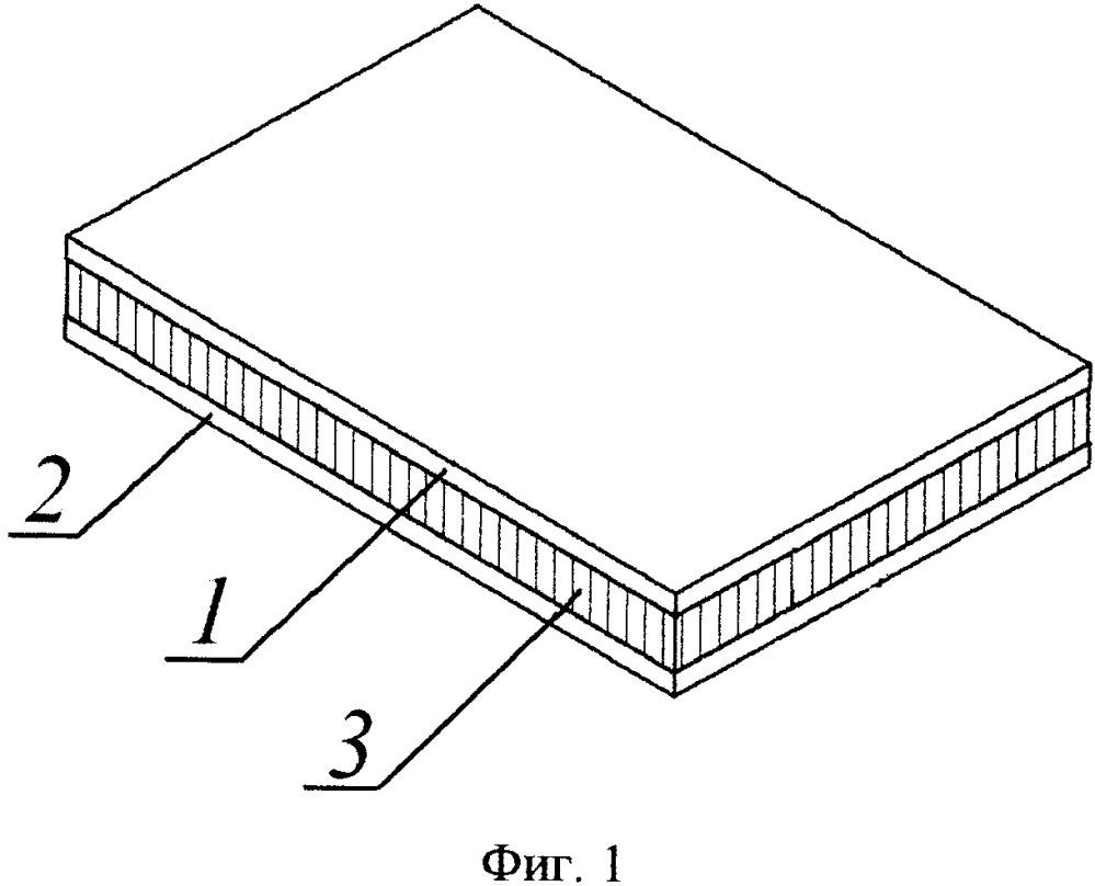 Декорированный погонаж многослойной панели и способ ее изготовления