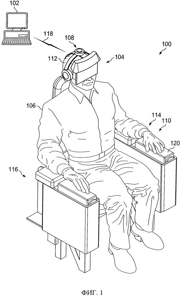 Система отображения виртуальной реальности