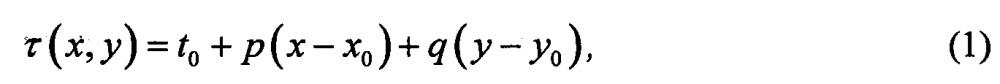 Способ формирования куба или разреза площадок, способ автоматического прослеживания горизонтов/годографов и способ автоматического выявления зон тектонических деформаций и зон трещиноватости