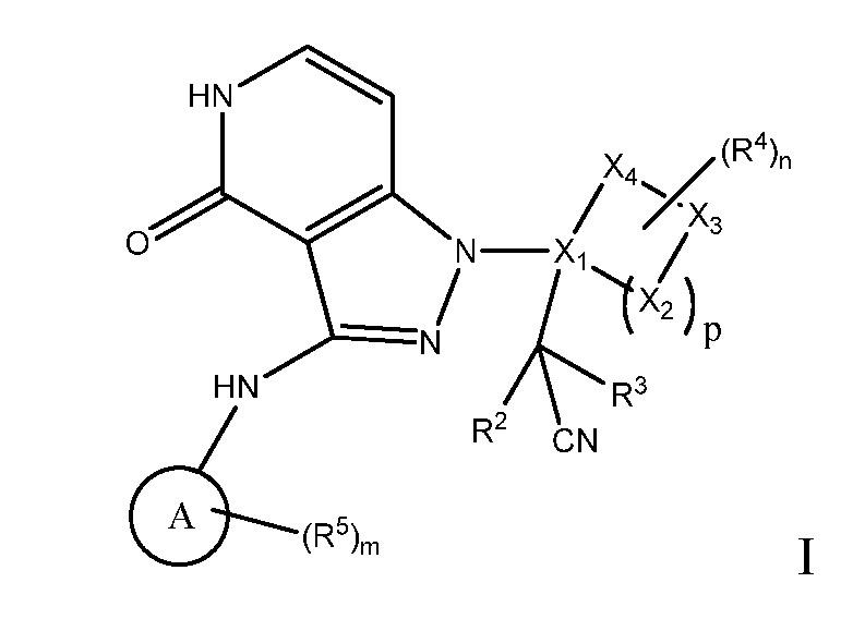 Геминально-замещенные цианоэтилпиразолопиридоны в качестве ингибиторов janus киназ