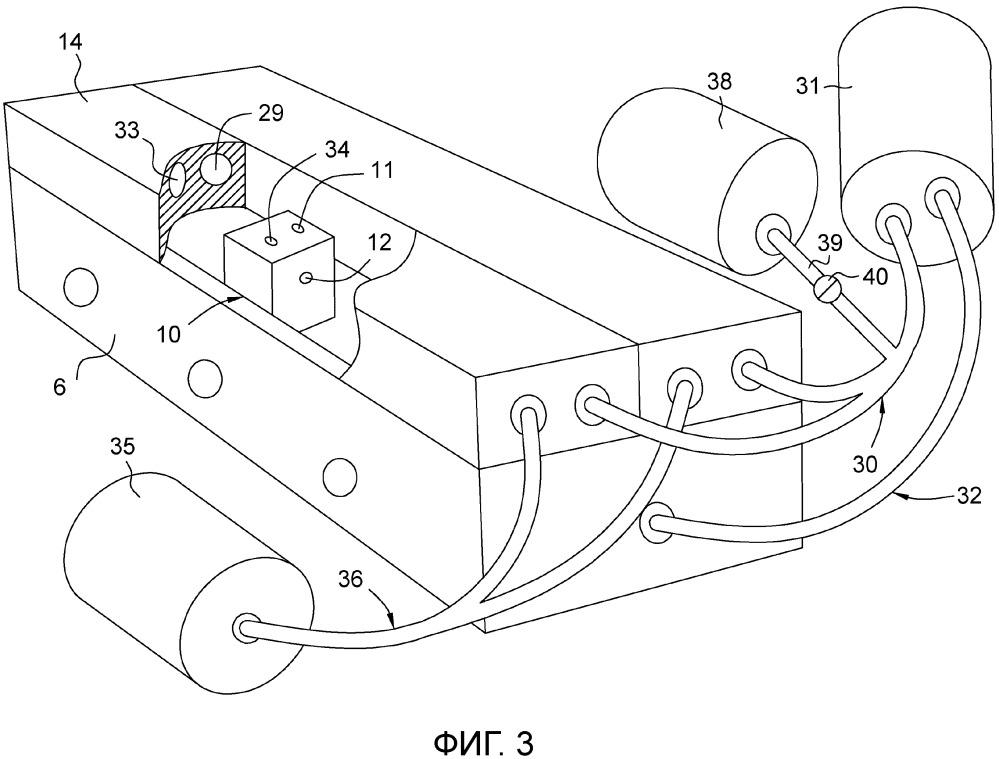 Двигатель внутреннего сгорания и газораспределительная система для пневматического управления приводом клапана