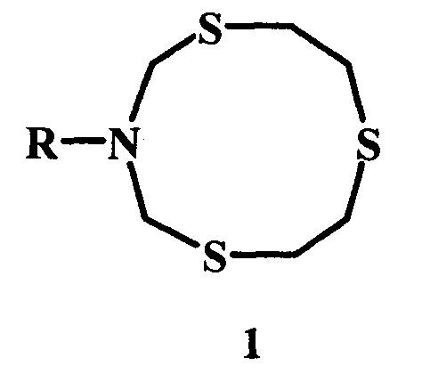Способ получения 3-циклоалкил-1,5,8-тритиа-3-азациклодеканов
