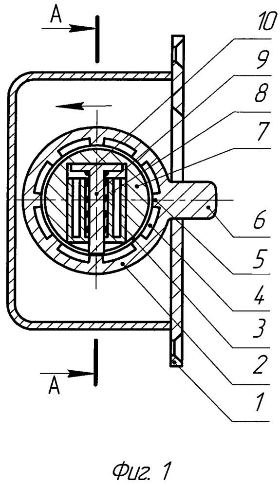 Электромеханический замок