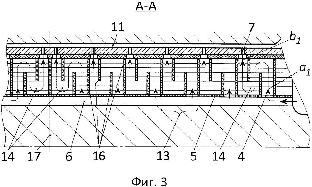 Система вентиляции ротора электрической машины (варианты)