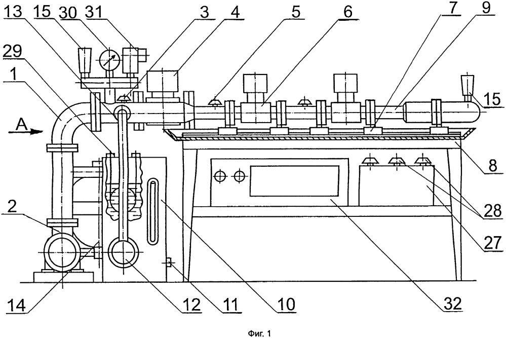Способ метрологического контроля приборов учёта тепла, расходомеров различного типа и устройство для его осуществления