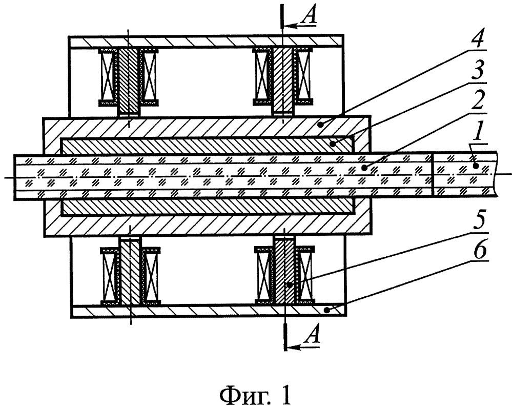 Перестраиваемое волоконно-оптическое фокусирующее устройство