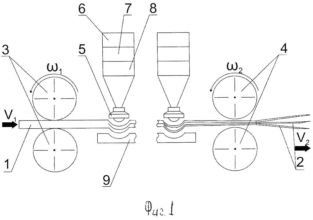 Способ обработки комплексных лубяных волокон и устройство для его осуществления