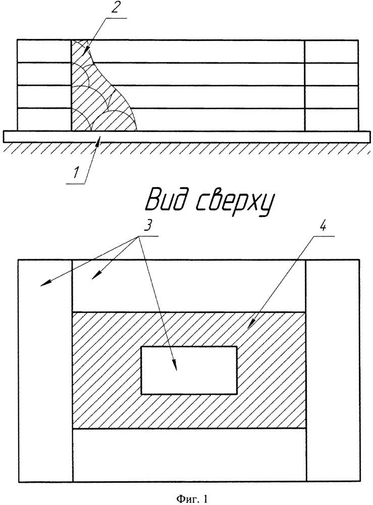 Способ аддитивного изготовления трехмерной детали