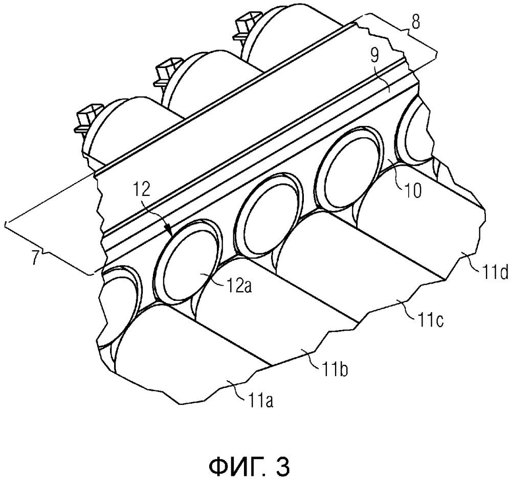 Способ и устройство для проводки металлических полос с помощью изнашивающихся тел