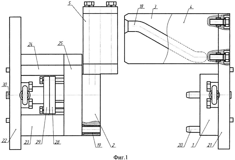 Литьевая форма для изготовления изделий с поднутрениями из пластических масс