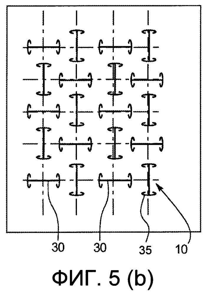 Низкопористый ауксетический листовой материал
