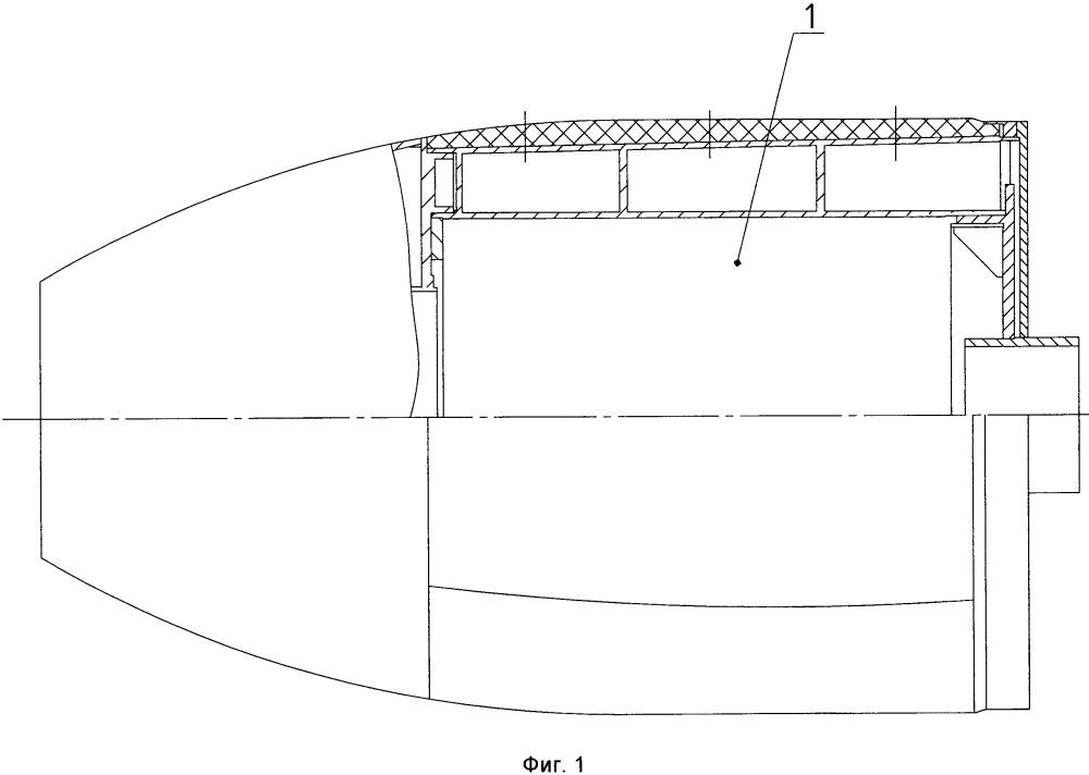 Способ изготовления крупногабаритных тел вращения с поверхностью переменной кривизны многослойной разборной конструкции из полимерных композиционных материалов
