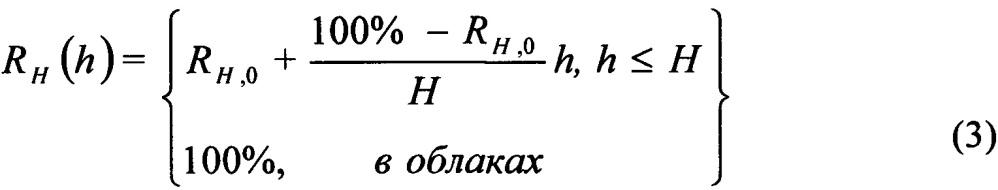 Способ дистанционного определения условий обледенения воздушных судов на основе радиометрии реального времени
