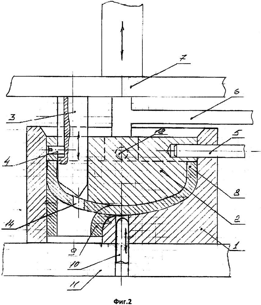 Способ штамповки соединительных деталей трубопроводов