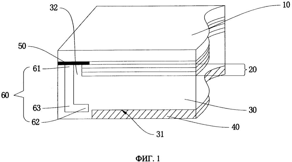 Конструкция модуля подсветки