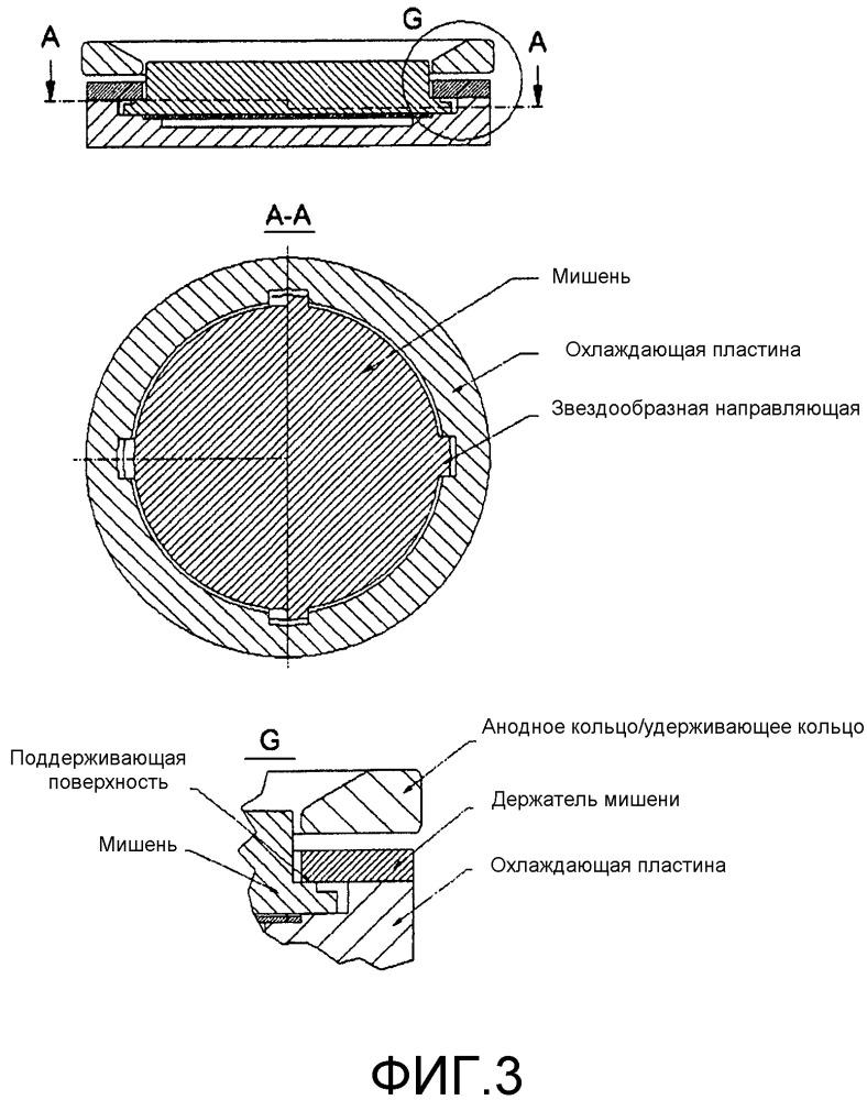 Центрирование пластины в держателе при комнатных температурах и при более высоких температурах