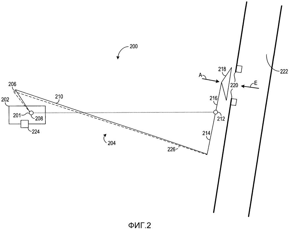 Коррекция положения клапана перепускной заслонки для отработавших газов