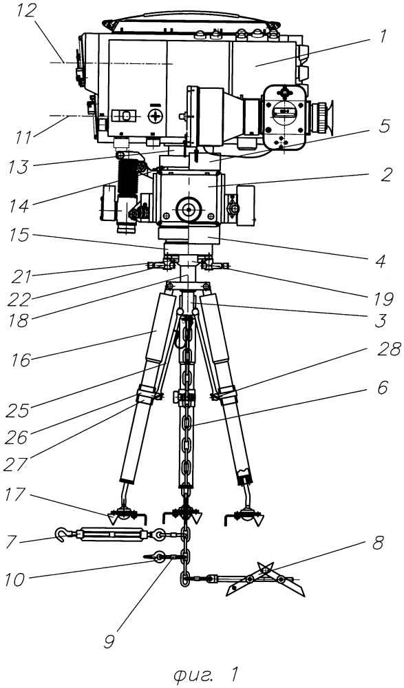 Лазерный целеуказатель-дальномер