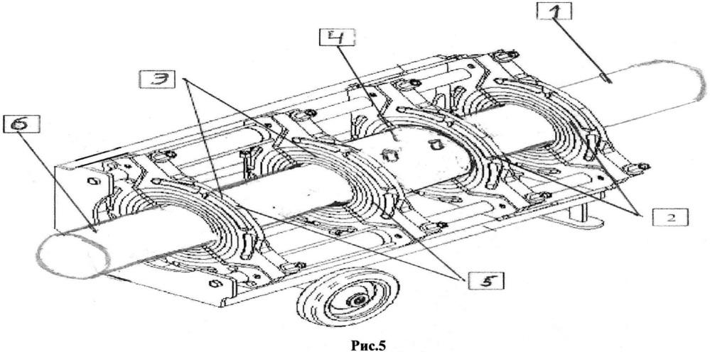 Устройство для сварки труб из термопластов