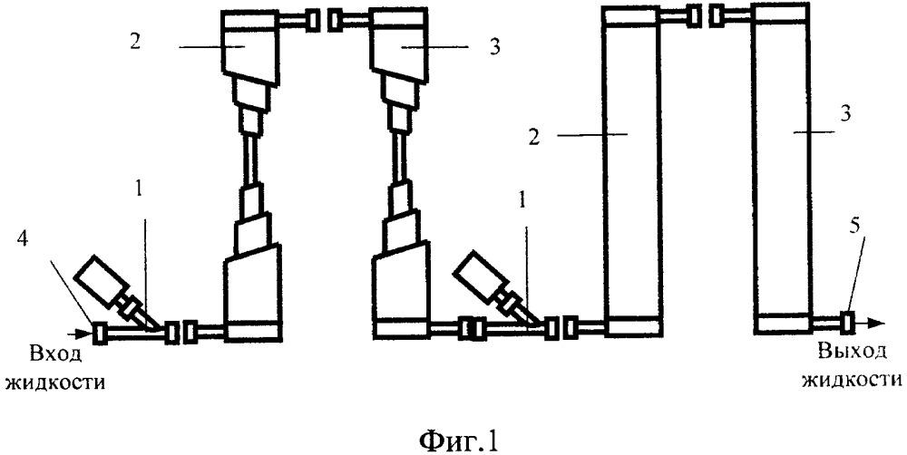 Модульная установка с инфракрасным, ультрафиолетовым облучением тонкого слоя и ультразвуковой обработкой жидкости в децентрализованных системах теплоснабжения